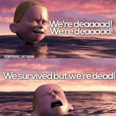 FAVORITE DISNEY QUOTE OF ALL TIME #incredibles
