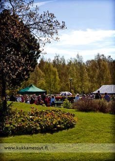 Kukkamessuilta 2012  www.koskenville.net