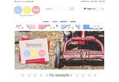 Création site internet e-commerce Geneston