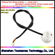 Non-contact Level Switch/Water Level Control Switch/ Water Level Monitor Automatic Control Switch NPN Output Model Level Sensor, Water Tank, Monitor, Surface, Tools, Button, Check, Dunk Tank, Instruments