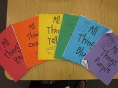 Mrs. Miner's Kindergarten Monkey Business: Rainbow Science FREEBIE
