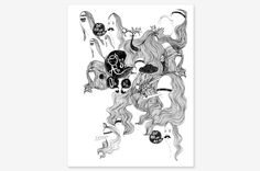 "Oh - Art Print 8"" x 10""   - Oh OnlineStore"