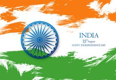India Independence Day. 15 th of august