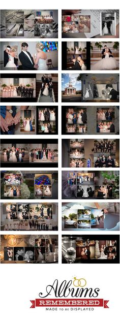 Albums Remembered offers a wide variety of hand-crafted, Online Wedding Photo Album, Wedding Photo Books, modern Professional Flush Mount Wedding Albums with free custom design service for brides and professional photographers all around the world. Wedding Photo Books, Wedding Photo Albums, Wedding Book, Wedding Photos, Wedding Album Cover, Wedding Album Layout, Wedding Album Design, Printing And Binding, Album Book