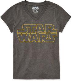 STAR WARS Star Wars V-Neck Tee - Girls 7-16