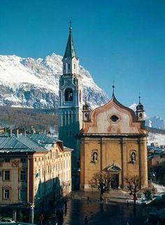 Cortina d 'Ampezzo, Belluno, Veneto