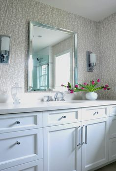#Gray #Bathroom Gray Bathroom