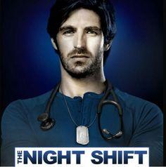 The Night Shift....Dr. TC Callahan AKA Eoin Macken