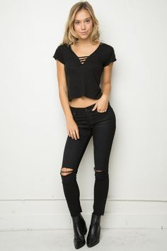 Brandy ♥ Melville | Emmeth Top - Clothing