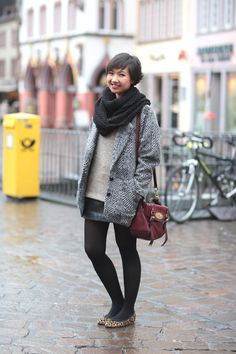 Du cuir et du léopard | Le monde de Tokyobanhbao: Blog Mode gourmand
