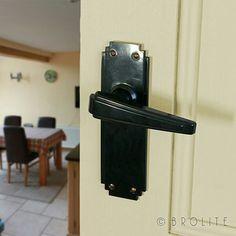 Ebay listing 1930s bakelite door handles | General home loveliness ...