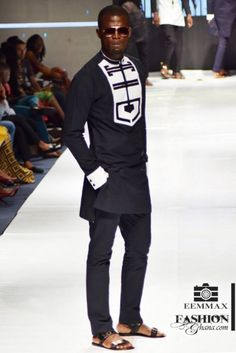 Kimono Kollection @ Glitz Africa Fashion Week 2014, Day 1 – Ghana, Accra #GAFW2014   FashionGHANA.com (100% African Fashion)