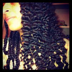 braid out!