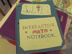 Teachingisagift: Interactive Math Notebooks