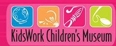 Frankfort: Kidswork Children's Museum ~ Interactive educational experience for ages 0-8; with two floors of exhibits.