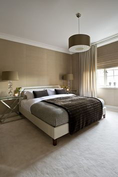 PEEK Architecture + Design. Eresby House, Luxury bedroom. www.peekarchitecture.co.uk