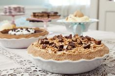 Magnolia Bakery - PB Ice Box Cake. Amazing.