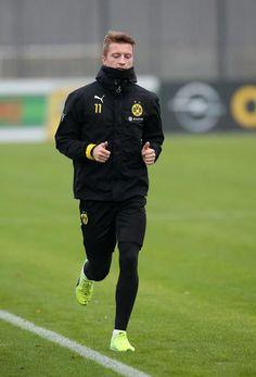 Borussia Dortmund: Marco Reus im BVB-Trikot.                                                                                                                                                      Mehr