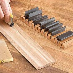 Contour sanding grips                                                                                                                                                                                 More #woodworkingtools