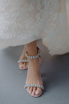 e8507f275de Badgley Mishka wedding shoes for Nashville Wedding at Drakewood Farm   weddingshoes  weddingdetails  anklestrap