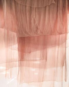 Silk And Willow, Pink Aesthetic, Textures Patterns, Fabric Textures, Textile Texture, Color Inspiration, Designer, Decoration, Delicate