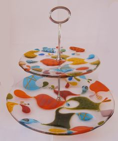 I made this Cakestand, think I'll make another one too.:-)