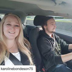 Gratulerer! Kjør forsiktig. #reiseblogger #reiseliv #reisetips #reiseråd  #Repost @karolinebondeson75 (@get_repost)  Sååå stolt av sønnen min i dag som klarte førerkortet.