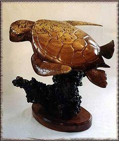 'Honu<br />(Sea Turtle)' by Craig Nichols