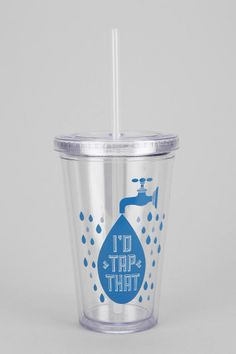 Tap That To-Go Sipper Cup #productdesign