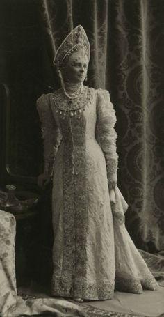 """lesyoussoupoff: """"Princess Zenaida Youssoupoff. 1903 Imperial Ball """""""