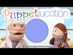 The Letter F - Professor Interesting from Puppetucation on TinyGrads. Homeschool family. - YouTube