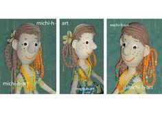Puppe Schlenkerliesel Häkelanleitung von michi-h-art auf DaWanda.com