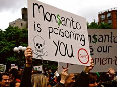 Monsanto has earned the dubious distinction of being the most hated corporation on Earth.