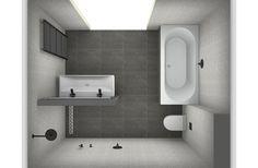 Ontwerp je eigen badkamer - Gratis tekenprogramma voor je badkamer!