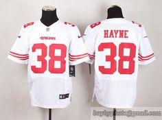 2df93ac91 NFL San Francisco 49ers  38 Marcus Lattimore White Jersey