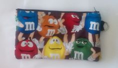 Pencil pouch pencil case makeup case by Ecilo on Etsy, $10.00