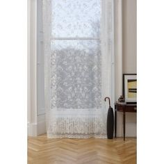 Beth Ivory Scottish Lace Panel 9959 from Net Curtains Direct