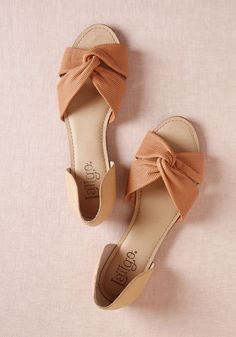 flat sandals - perfect neutral! #summer #shoes #promoted #love