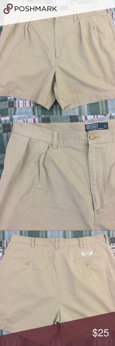 Polo Ralph Lauren Andrew Short Chino Men 38 Waist Brand: Polo by Ralph Lauren  Condition: This item is in Good Pre-Owned Condition! There are NO Major Flaws with this item, and is free and clear of any Noticeable Stains, Rips, Tears or Pulls of fabric. Overall This Piece Looks Great and you will love it at a fraction of the price!  Material: 100% Cotton  Size: 38 Waist  💥Top Rated Seller 💥Top 10% Seller 💥Top 10% Sharer 💥Posh Mentor 💥Super Fast Shipping Polo by Ralph Lauren Shorts…