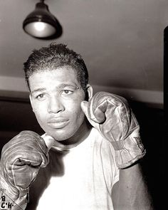 Sugar Ray Robinson, Super Images, Mixed Martial Arts, African American History, History Facts, Black History, Black And Brown, Rihanna, Fence