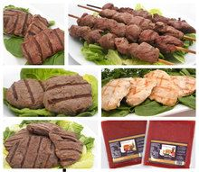 Take the guess work of out the HCG diet by getting our Meat Lovers HCG Food Pack...read more HERE! www.poundsandinchesaway.com