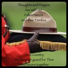 """Fallen RCMP in Moncton, """"Lights are on tonight and our prayers go out to those who lost loved ones. Police Quotes, You Are My Rock, Special Interest Groups, Remember The Fallen, I Am Canadian, National Police, Future Jobs, Meanwhile In, Sad Day"""