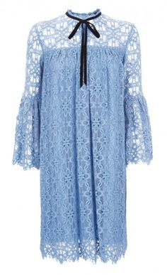 Eclipse Lace Mini Dress