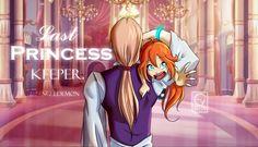 Last Princess Keeper by EvaVein.deviantart.com on @DeviantArt
