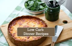 Low Carb Keto Diet Dinner Recipes