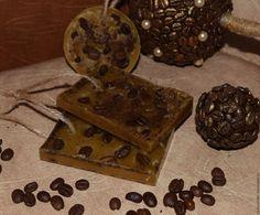 Купить Флорентийское саше Кофейное.Натуральное восковое в интернет магазине на Ярмарке Мастеров