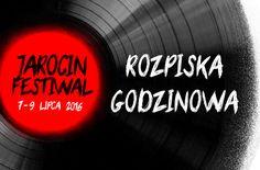 Znamy harmonogram minutowy Jarocin Festiwal 2016