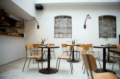 Amsterdam next - Interior Design City Guide: de negen straatjes cafe @Bill McKinney