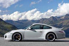 Porsche 911 Sport Classic (997)