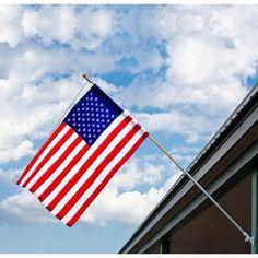 Evergreen Flag & Garden Telescoping Flagpole